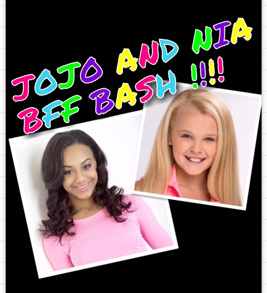 Bff Bash With Jojo And Nia Bobbys Dancewear